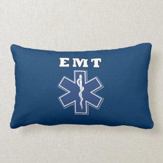 EMT Star of Life Lumbar Pillow