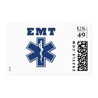 EMT Star of Life Postage