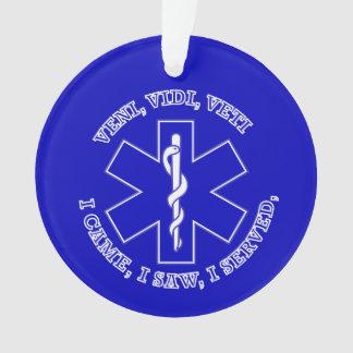 EMT Star Of Life Shield