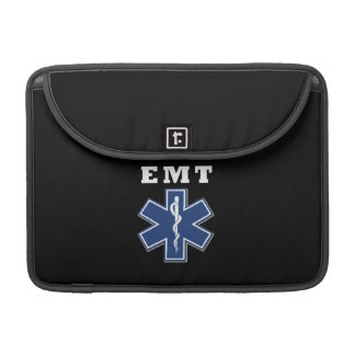 EMT Star of Life Sleeves For MacBook Pro