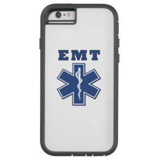 EMT Star Of Life Tough Xtreme iPhone 6 Case