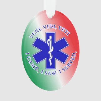 EMT Star Of Life VVV