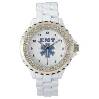 EMT Star Of Life Wrist Watch