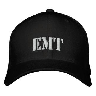 EMT STYLE EMBROIDERED BASEBALL HAT