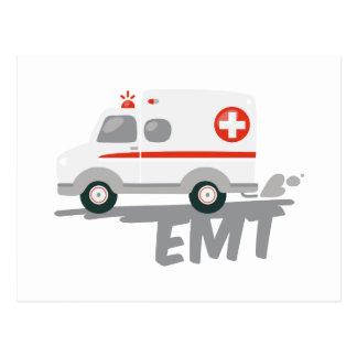 EMT TARJETA POSTAL