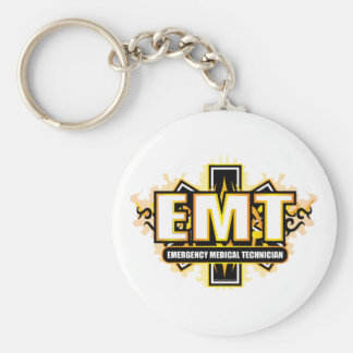 EMT Tribal 2 Keychain