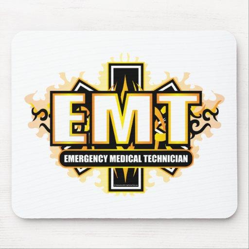 EMT Tribal 2 Mousepads