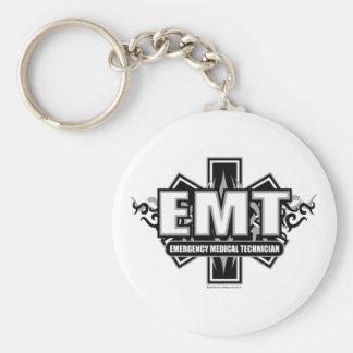 EMT Tribal Keychain