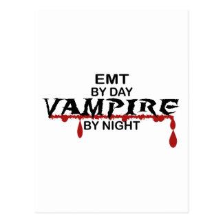 EMT Vampire by Night Post Card