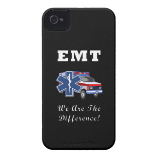 EMT We Are The Difference Blackberry Bold Case