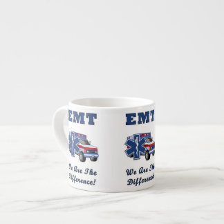 EMT We Are The Difference Espresso Mug