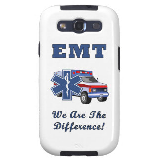 EMT We Are The Difference Galaxy SIII Cases