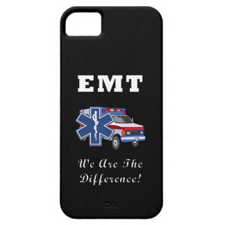 EMT We Are The Difference iPhone 5 Case