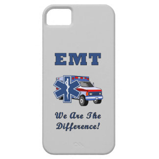 EMT We Are The Difference iPhone 5 Covers