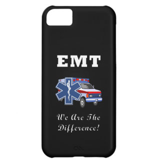 EMT We Are The Difference iPhone 5C Case