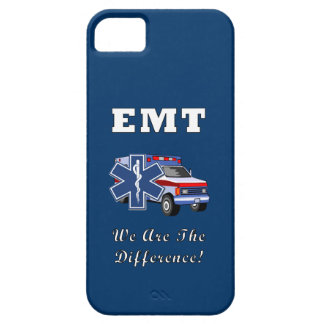 EMT We Are The Difference iPhone SE/5/5s Case