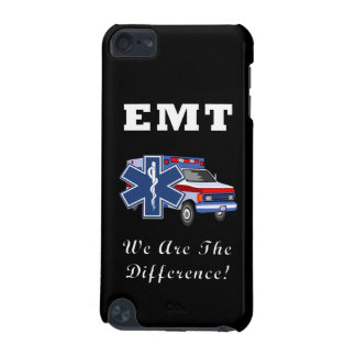 EMT We Are The Difference iPod Touch (5th Generation) Cover