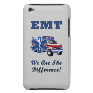 EMT We Are The Difference iPod Touch Cover
