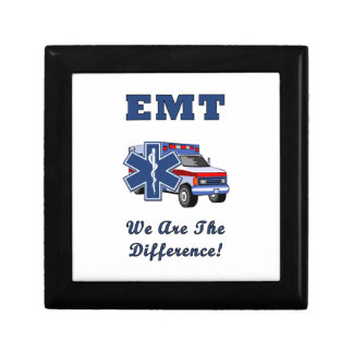 EMT We Are The Difference Jewelry Boxes