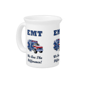 EMT We Are The Difference Pitchers