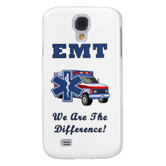 EMT We Are The Difference Samsung Galaxy S4 Covers