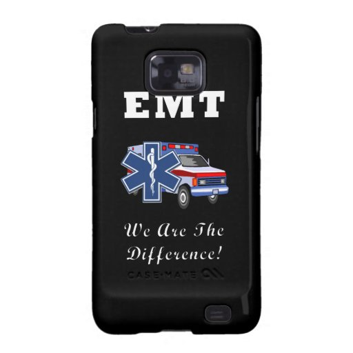 EMT We Are The Difference Samsung Galaxy SII Cover