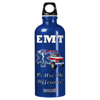EMT We Are The Difference SIGG Traveler 0.6L Water Bottle