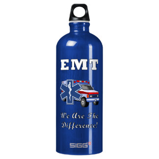 EMT We Are The Difference SIGG Traveler 1.0L Water Bottle