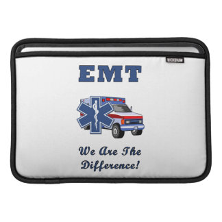 EMT We Are The Difference Sleeve For MacBook Air
