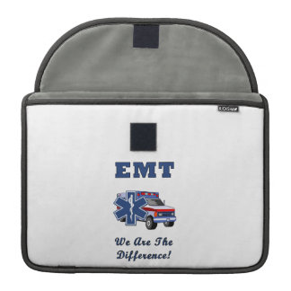 EMT We Are The Difference Sleeve For MacBooks