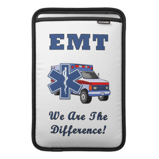 EMT We Are The Difference Sleeves For MacBook Air