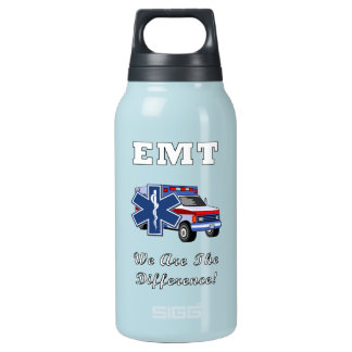 EMT We Are The Difference Thermos Bottle