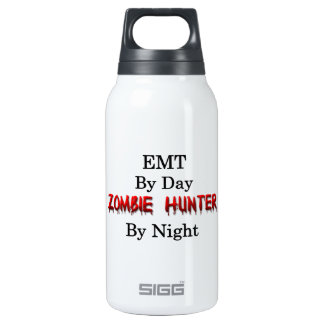 EMT/Zombie Hunter Insulated Water Bottle
