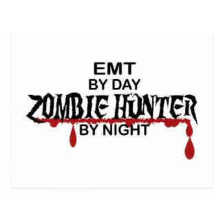 EMT Zombie Hunter Post Cards