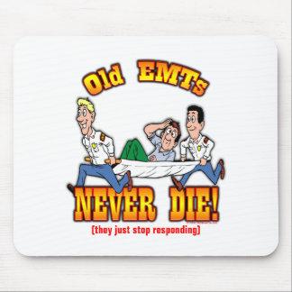 EMTs Mouse Pad