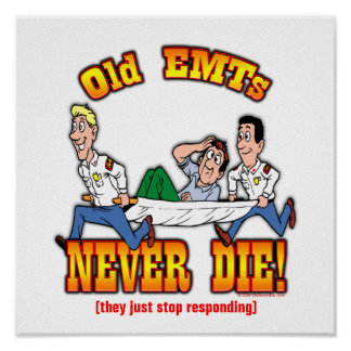EMTs Posters