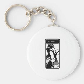 emu app.png basic round button keychain