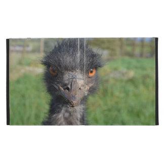 Emu Bird iPad Folio Covers