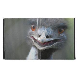 Emu Bird iPad Folio Cases