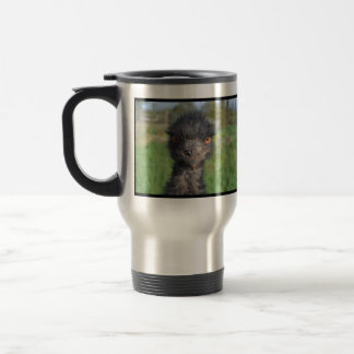 Emu Bird Travel Mug