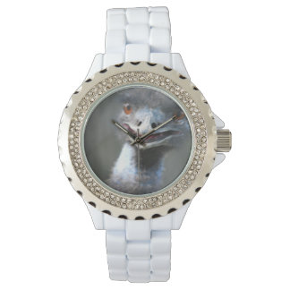 Emu Bird Wrist Watch