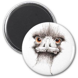 Emu by Inkspot Magnet
