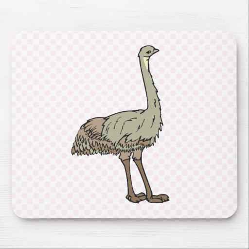 Emu de Elmer Mousepad