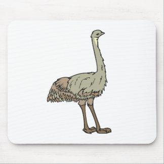 Emu de Elmer Alfombrilla De Raton