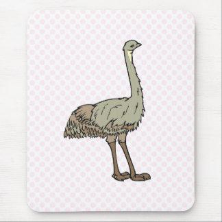 Emu de Elmer Alfombrilla De Ratones