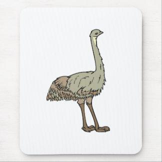 Emu de Elmer Tapetes De Ratones