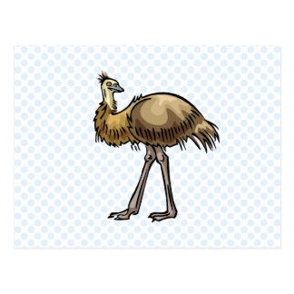 Emu de Enis Postales