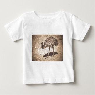 Emu Drawing Baby T-Shirt