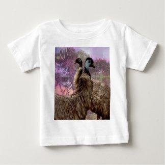 Emu Dreaming Baby T-Shirt