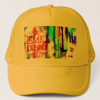 EMU EXPORT GOLD WINFIELD HAT! F'N'OAF. TRUCKER HAT